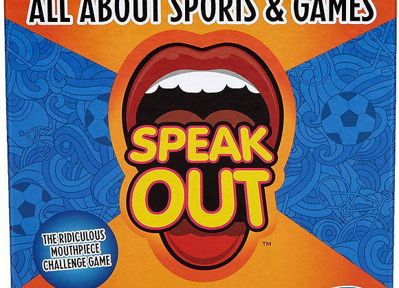 Speak Out - Sports N Games