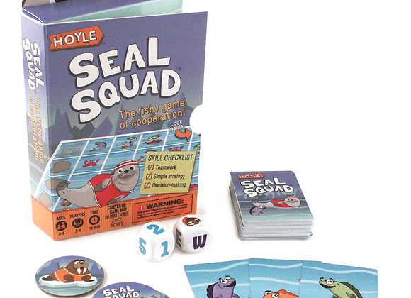 Hoyle Seal Squad (Card Game)