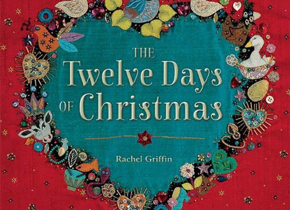 Books -  The Twelve Days of Christmas - Rachel Griffin
