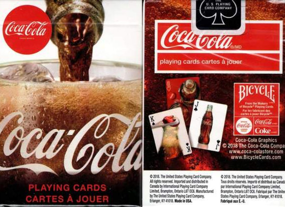 Bicycle - Coco-Cola Playing Cards
