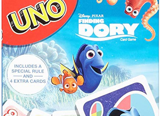 Uno - Finding Dory