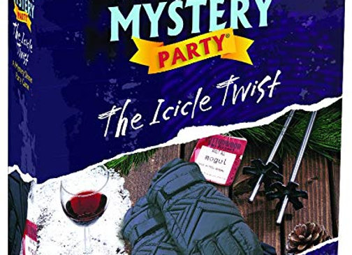 Murder Mystery Party - The Icicle Twist