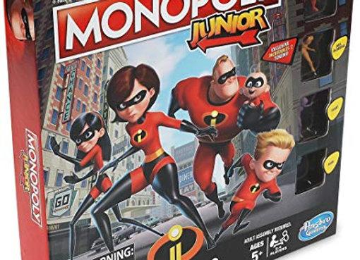 Monopoly Junior - Incredibles 2
