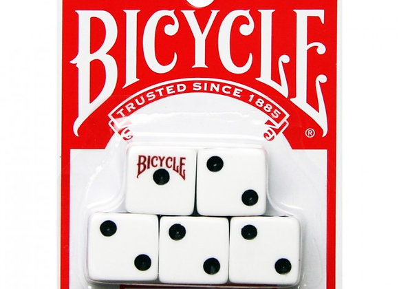 Bicycle - 5 Pack Dice