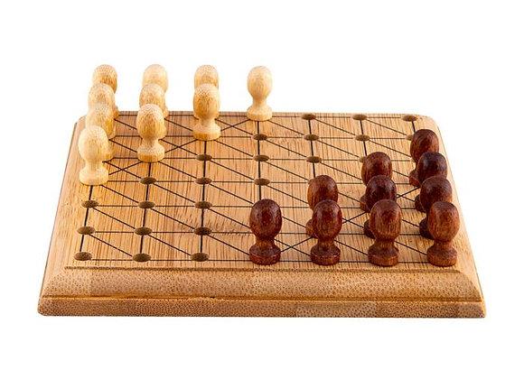 Mini Chinese Checkers - Bamboo Game