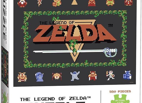 550 Piece Puzzle - Zelda