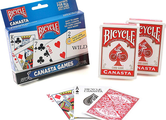 Bicycle - Canasta Game