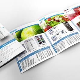 Brožúry, katalógy