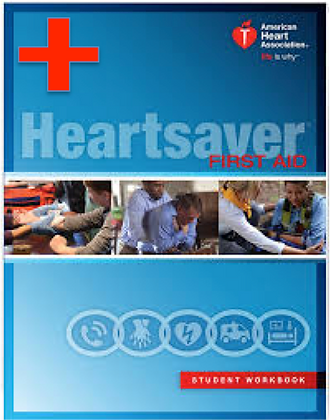 Heartsaver First Aid Skills Test (only)
