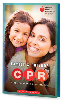 2015 Friends & Family CPR Book