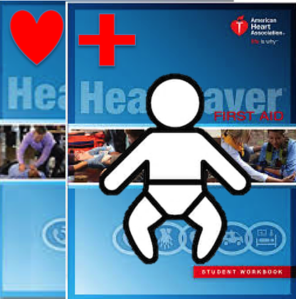 Heartsaver Pediatric First Aid w/ CPR Skills Tests