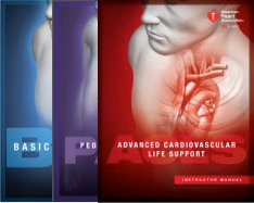 ACLS (U), PALS (SS), & BLS CPR (R)