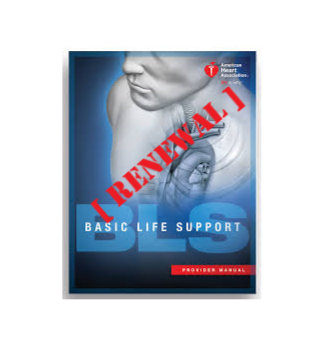Renewal BLS CPR Instructor