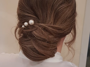 Wedding conversations: Hair tips and prep for your wedding day