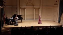 Danza V at Carnegie Hall