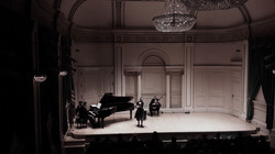 Escuela Bolera at Carnegie Hall