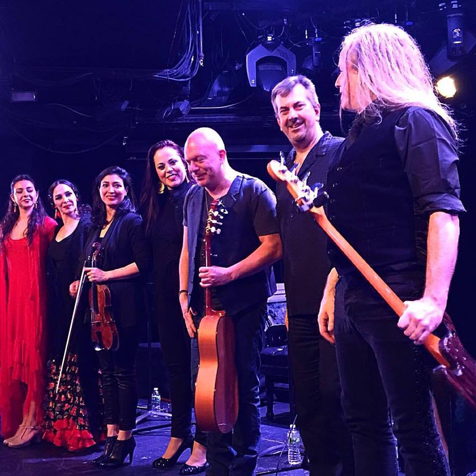 Le Poisson Rouge with Hernan Romero