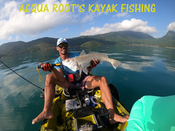Pesca de Kayak Ilha Grande