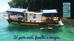 Pesca embarcado Ilha Grande