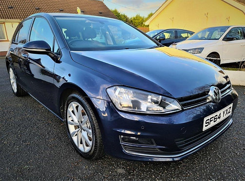 2014 Volkswagen Golf 1.4 TSI BlueMotion Tech ACT GT DSG
