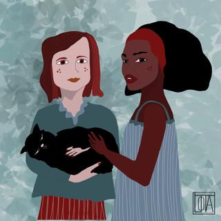 Flickor med katt.jpg