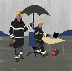 Med paraply och skrivbord.png