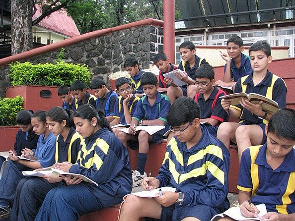 Boarding School, where studying is fun. Image courtesy: nehsindia.org