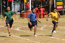 Annual Athletic Day-Primary