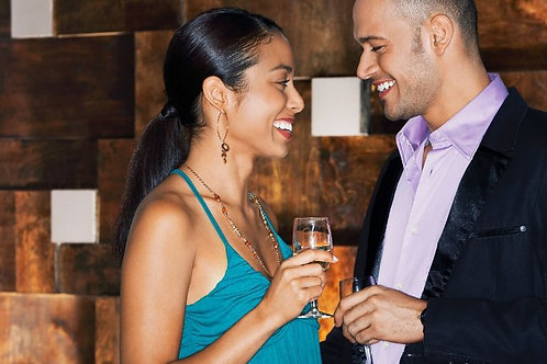 Apr 25 💋 Speeddating Ages 37-52 SAVE $15