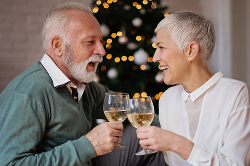 Nov 28 -  Online Speed Dating Ages 52-59