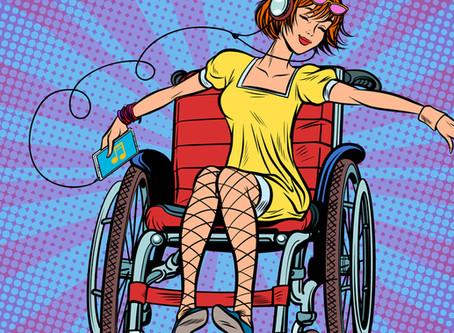 Dateology - Dating, Disclosure & Disabilities