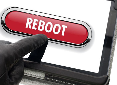 Beware The Relationship Rebooter