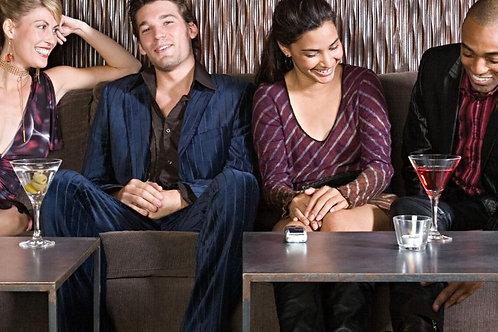 Jan 17💋40 & Over Singles Happy Hour