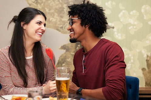 May 18 - Online Chemistry Speed Dating Ages 30-43