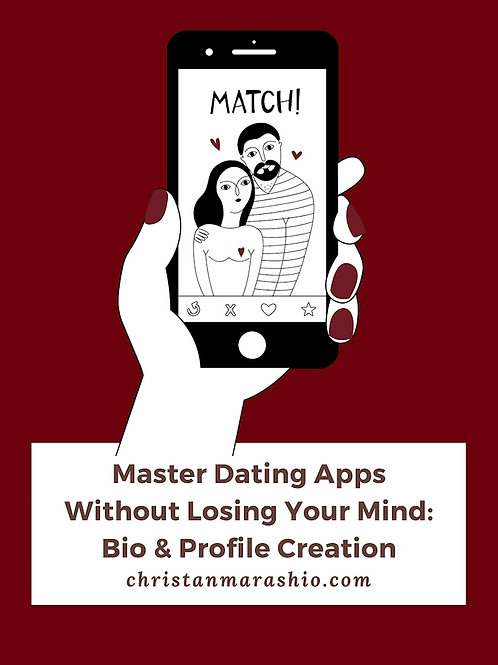 How To Write The Best Dating Profile Ever E-Guide