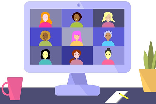 Jul 8 - Online Dating Group Zoom Mastermind Call - Women Only