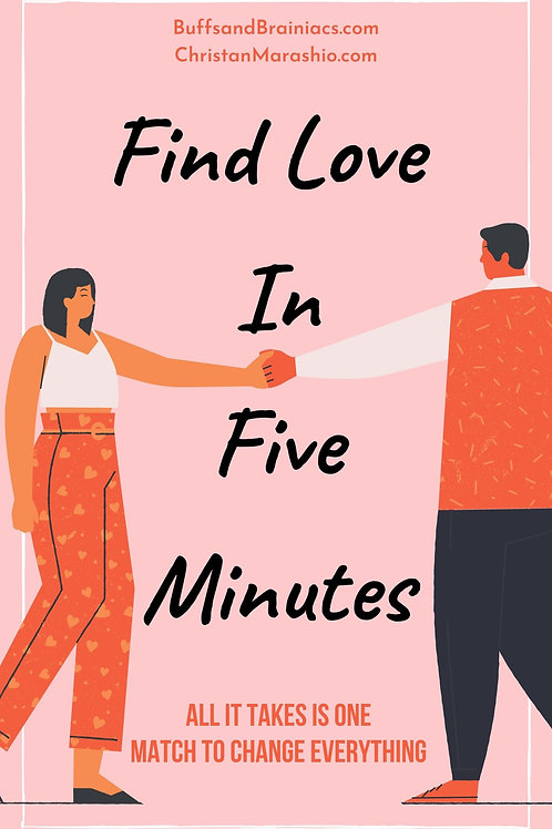 Find Love In Five Minutes E-Guide - Speed Dating Tips To Improve Your Match Rate
