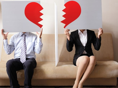 Should She Start Dating If She's Not Divorced Yet?