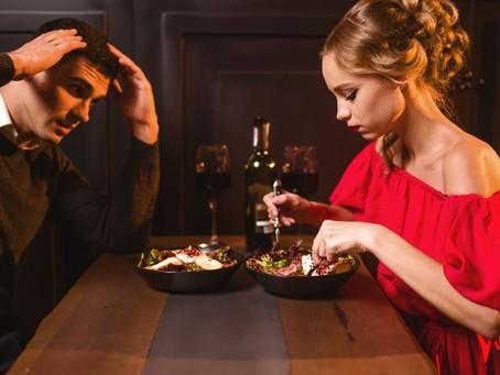Never Upgrade A First Date