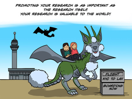 Your Research is Valuable to the World. You Just Need to Share It!