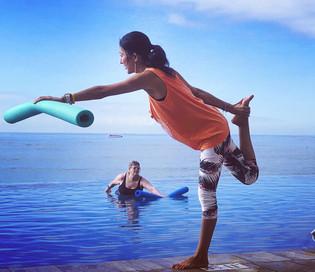 Aqua Yoga #2