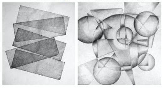 Virtual Art Class - (ages 7-14) Abstract Shapes - 3/10/21 (KIDZV-031021)