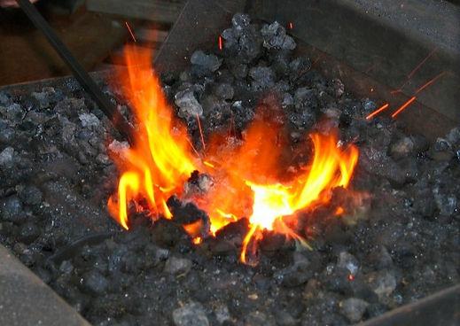Strike While the Iron's Hot, Intro to Blacksmithing (BLK-101621)