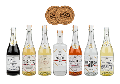 Essex Distillery Product Photography Bot