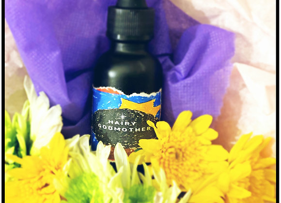 Hairy Godmother's scalp massage oil