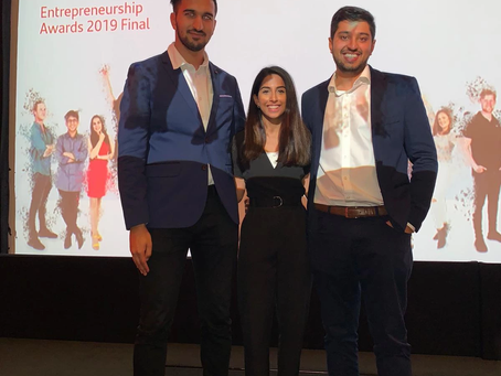 SANTANDER UNIVERSITIES PEOPLE'S CHOICE 2019