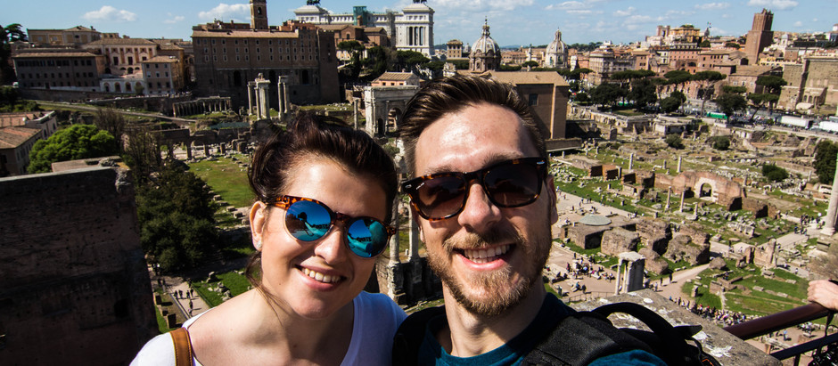 ROME IN A NUTSHELL: TIPS FOR FIRST-TIMERS