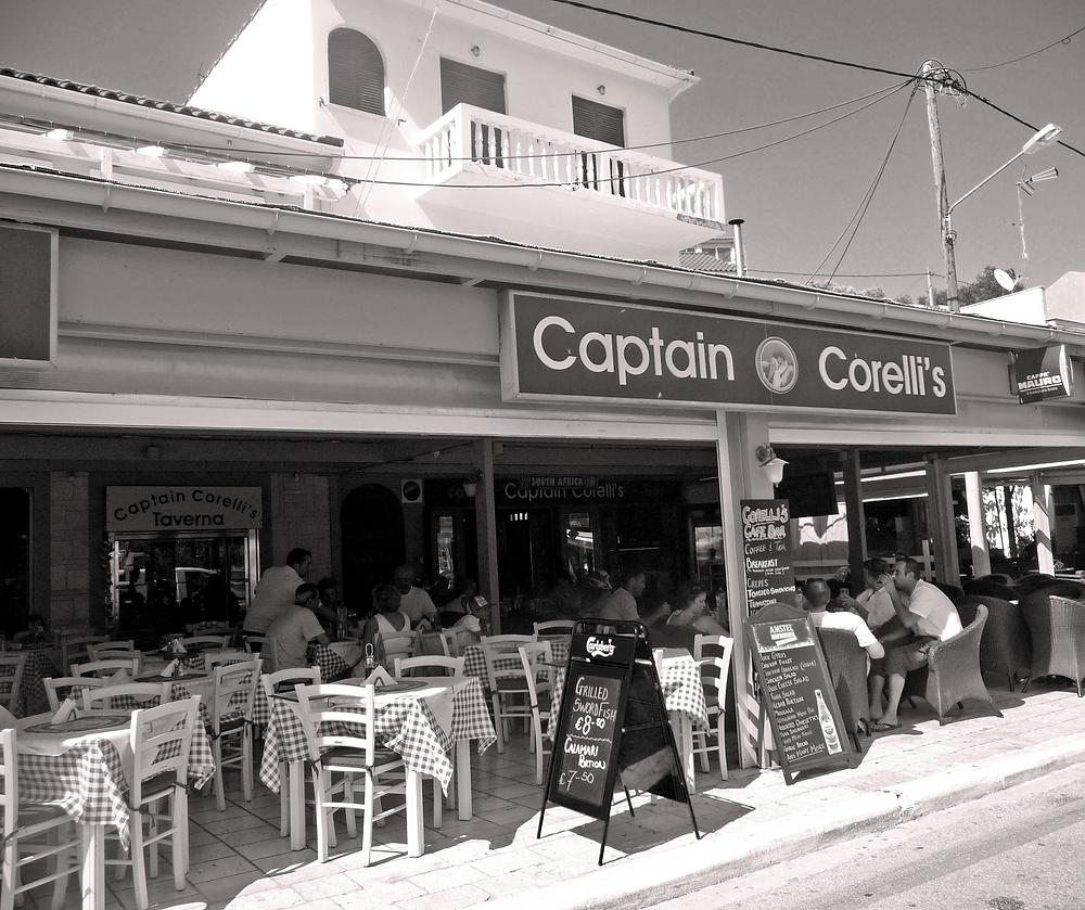 Captain Corelli's at Aggia Effimia