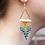 Thumbnail: Golden Rain Earrings