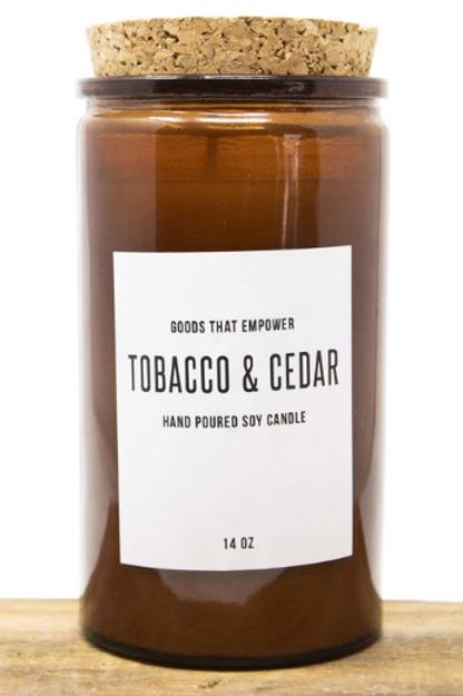 Tobacco & Ceder